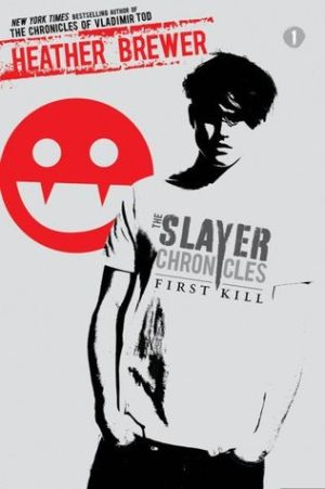 Heather Brewer: First Kill