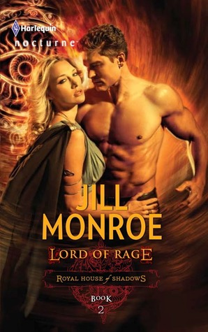 Jill Monroe: Lord of Rage