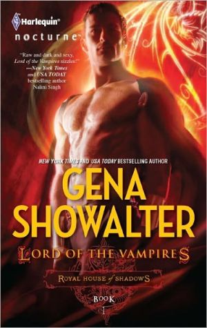 Gena Showalter: Lord of the Vampires