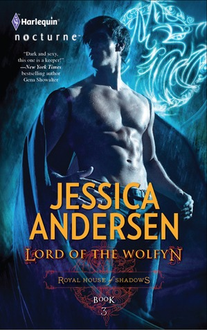 Jessica Andersen: Lord of the Wolfyn