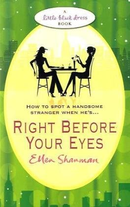 Ellen Shanman: Right before your eyes