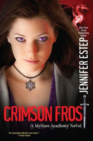 Jennifer Estep: Crimson Frost