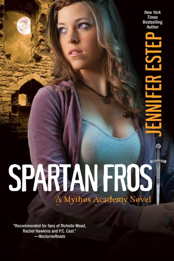 Jennifer Estep: Spartan Frost