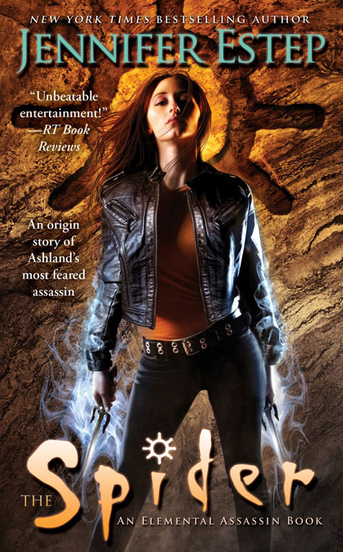 Jennifer Estep: The Spider