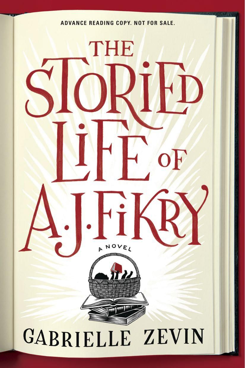 Gabrielle Zevin: The Storied Life of A.J. Fikry