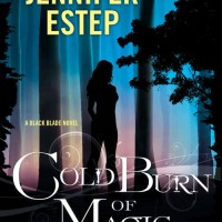 Jennifer Estep: Colt Burn of Magic