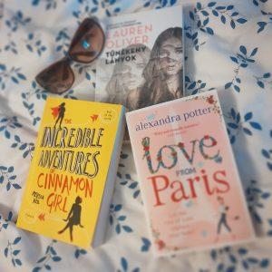 2. 3könyv, amit nyaralni vinnék