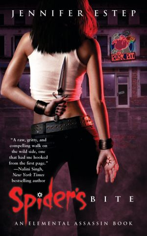 Jennifer Estep: Spider's Bite