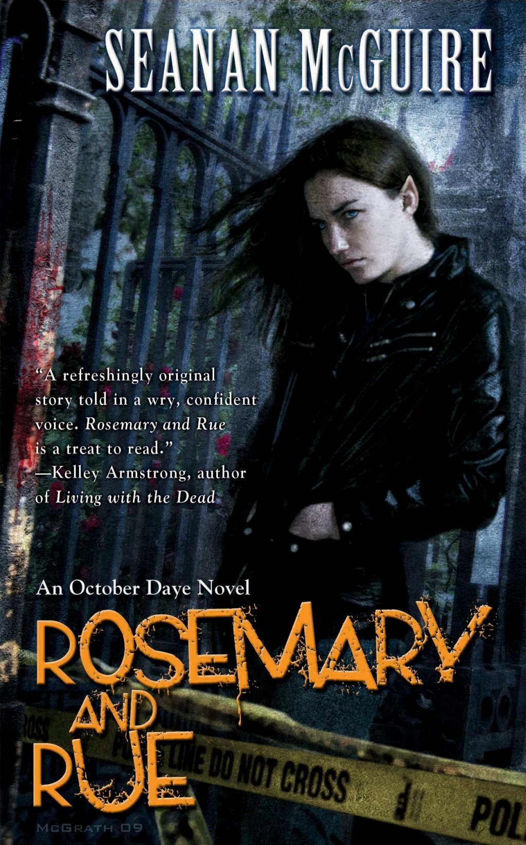 Seanan MacGuire: Rosemary and Rue