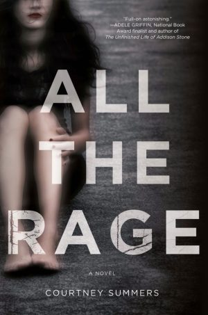 Courtney Summers: All the Rage book cover